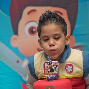 Arthur - 6 anos