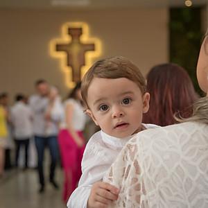 Gustavo -  batizado