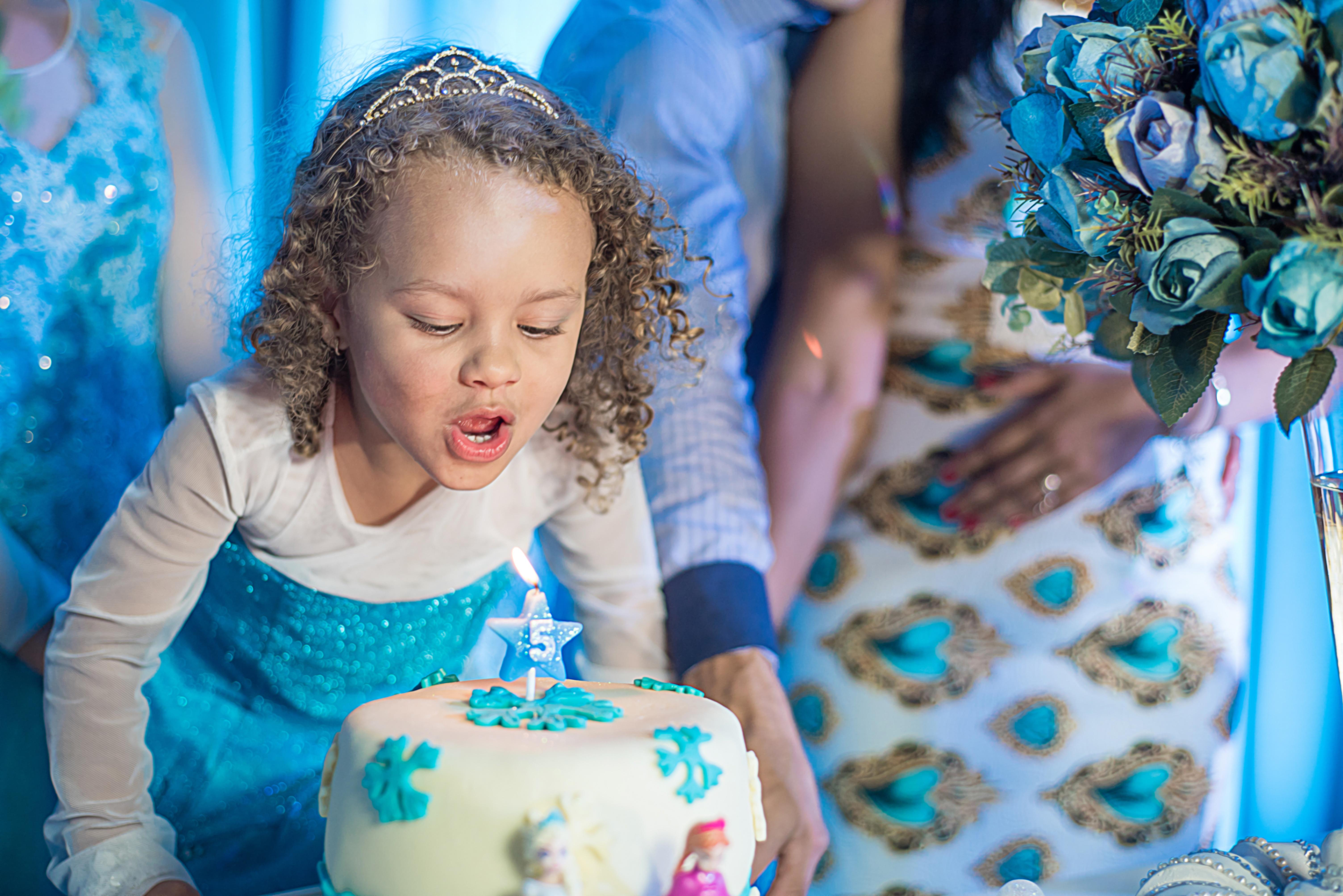Aniversário de 5 anos