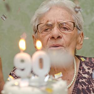 Jacira - 90 anos