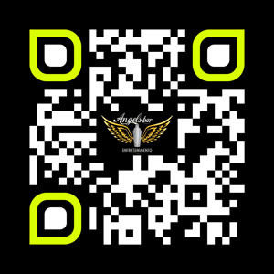 QR Code - Angels Bar