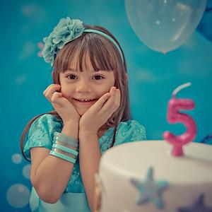 Isadora - 5 anos