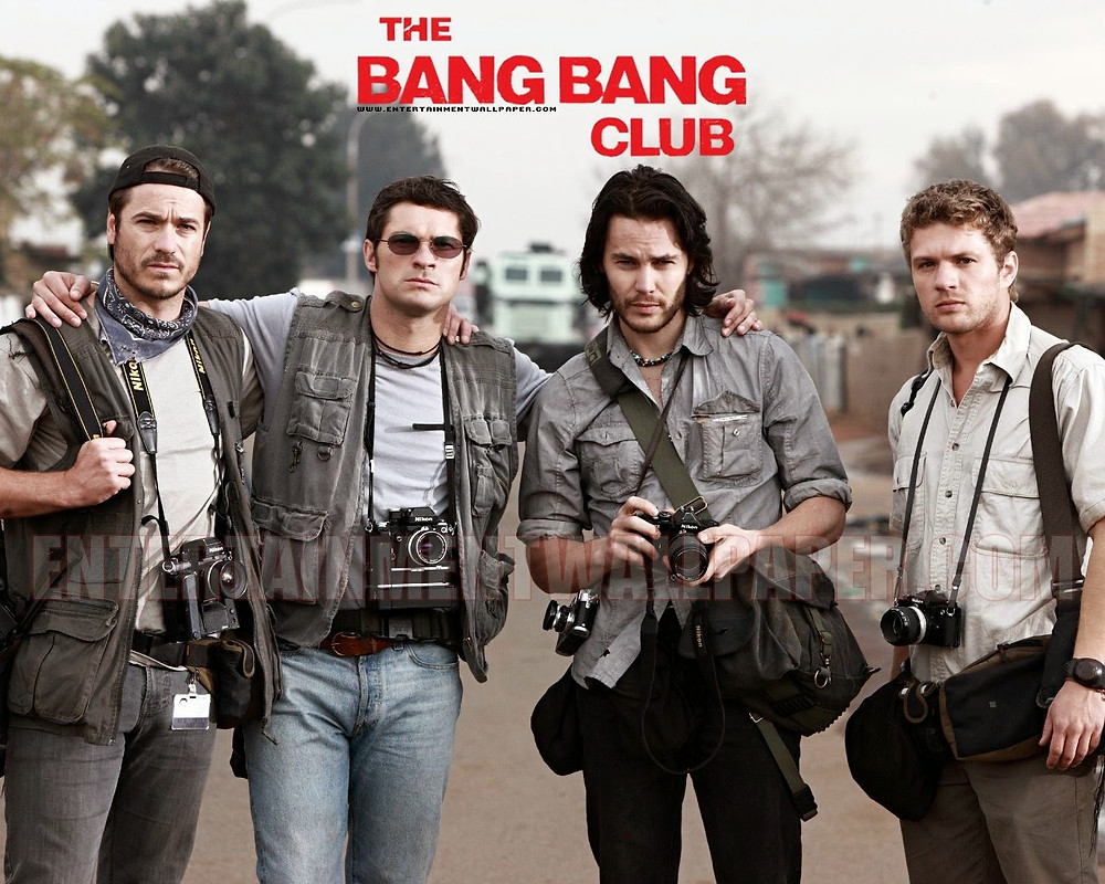 The Bang Bang Club e o fotojornalismo de guerra