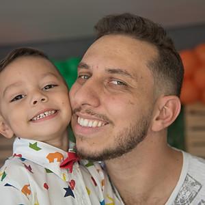 Augusto - 3 anos