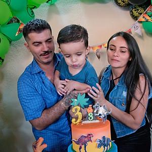 Ronald Filho -  3 anos