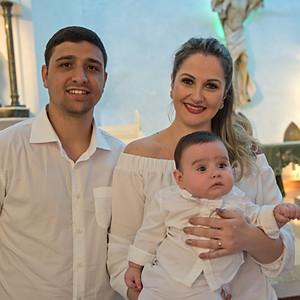 Batizado - Miguel