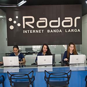Radar Internet