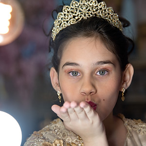 Nathália 9 anos