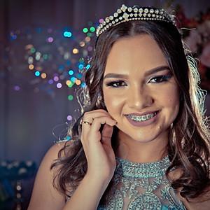 Maria Clara - 15 anos