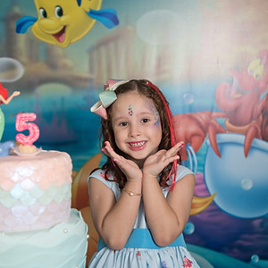 Luiza - 5 anos