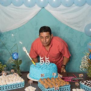 Edimar Alves Dias - 55 anos