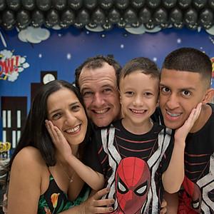 Lucas Lima - 6 anos
