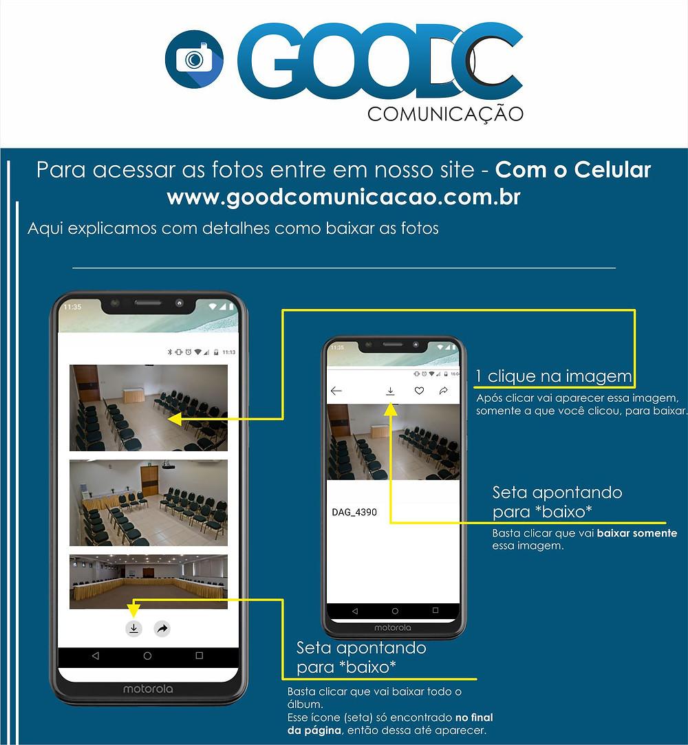 Acesso pelo Celular - mobile