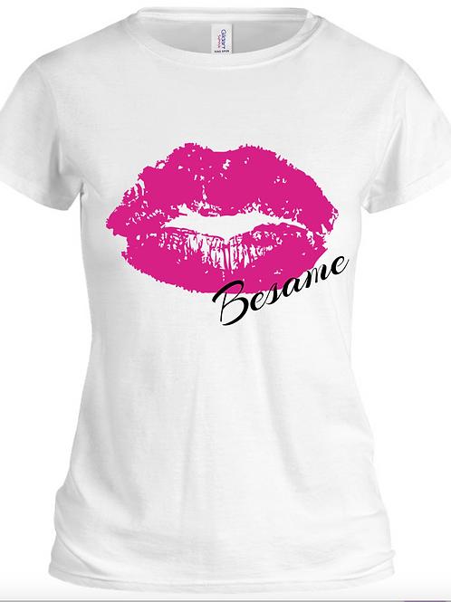 Besame (Kiss Me) Tee