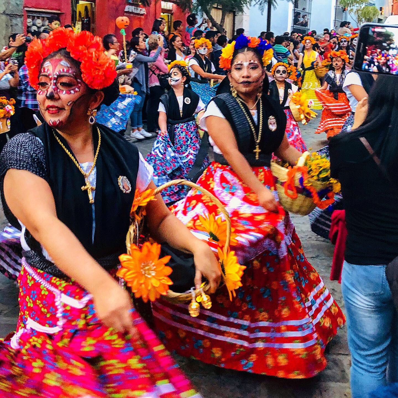Private Event: Dia de Muertos in Oaxaca