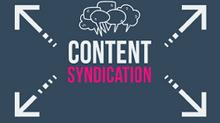 Syndication vs Guest Blogging: