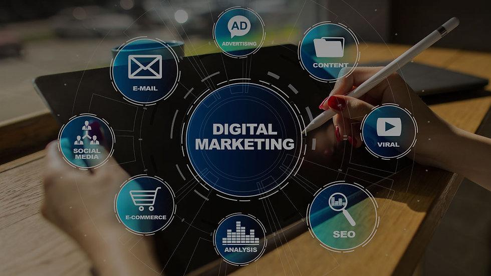 Social Media Management + Digital Marketing