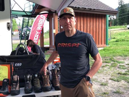 Crispi Boots, important sizing insights