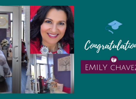 Emily Chavez's Grad Success Story