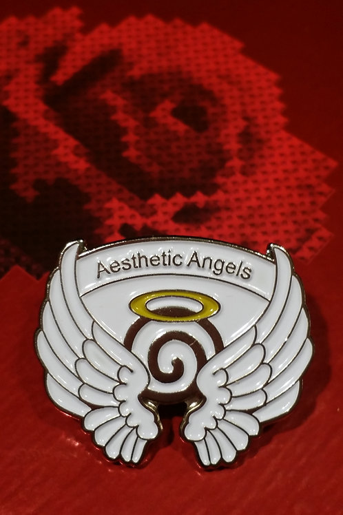 Aesthetic Angels Pin