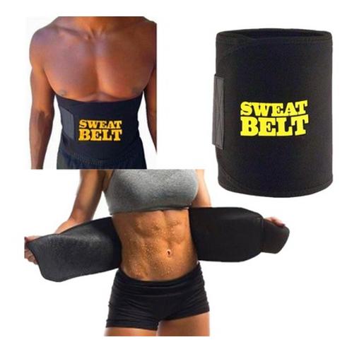 Waist Trimmer Belt Weight Loss Sweat Band Wrap Fat Burner