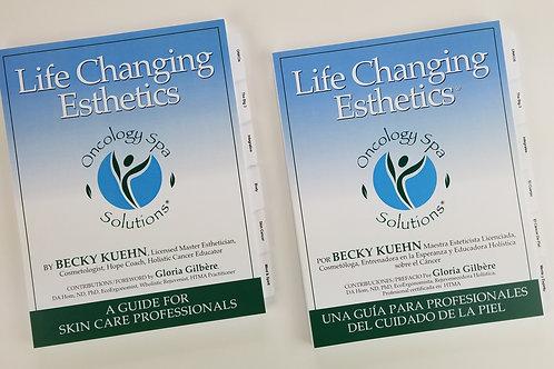 Life Changing Esthetics's Training manual