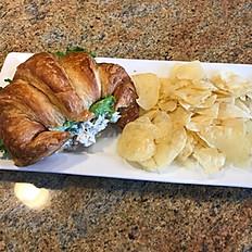 Chicken Salad Sandwich box lunch