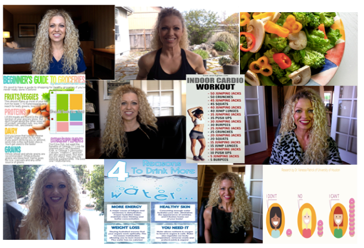 12 simple steps to become healthier and fit in 4wks, Vlog Episode 110