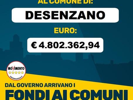 IL GOVERNO A SOSTEGNO DEI COMUNI PER L'EMERGENZA COVID!