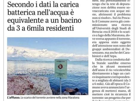 RIPULIAMO IL RIO PESCALA DAGLI SCARICHI ABUSIVI!