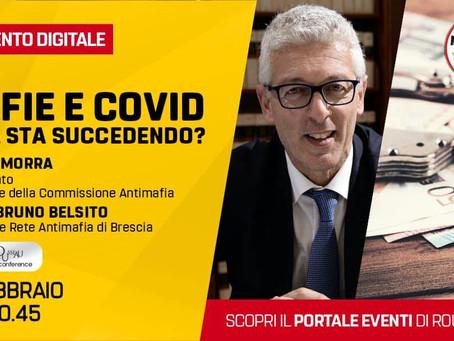LA MAFIA AI TEMPI DEL COVID - 12 FEBBRAIO ORE 20.45!