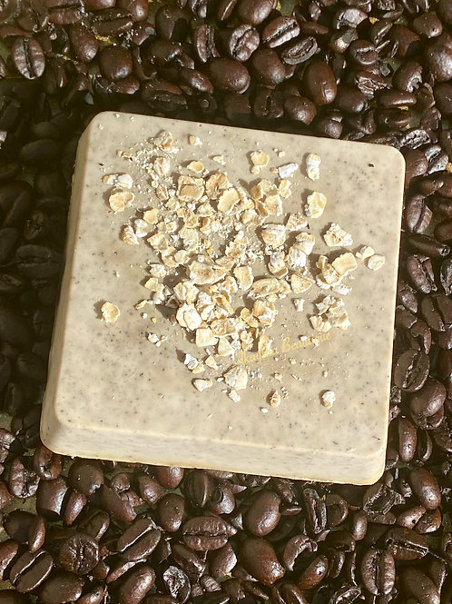 Coffee Exfoliating Bar
