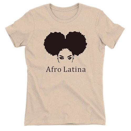 Afro Latina T-shirt