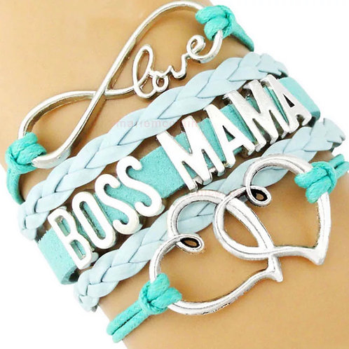 Boss Mama Bracelet