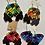 Thumbnail: Headwrap Queen Earrings