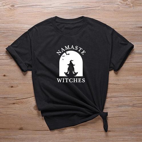 Namaste Witches T-Shirt