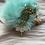 Thumbnail: Blue Ballerina Keychain