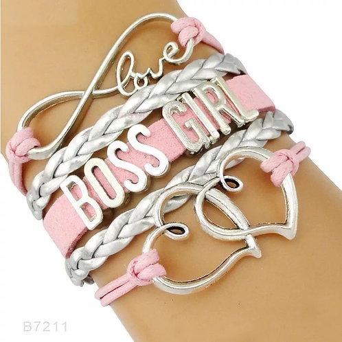 Boss Girl Bracelet