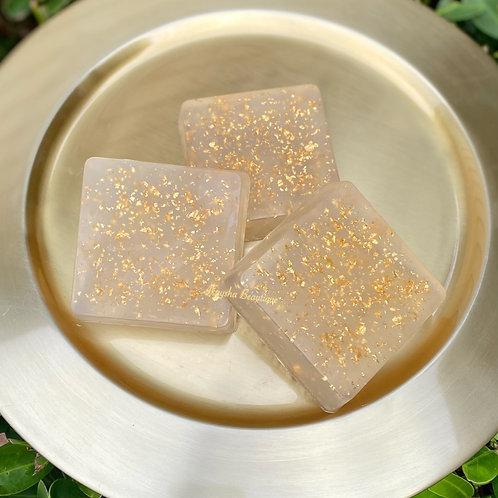24K Gold Soap Bar
