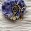 Thumbnail: Purple Ballerina Keychain