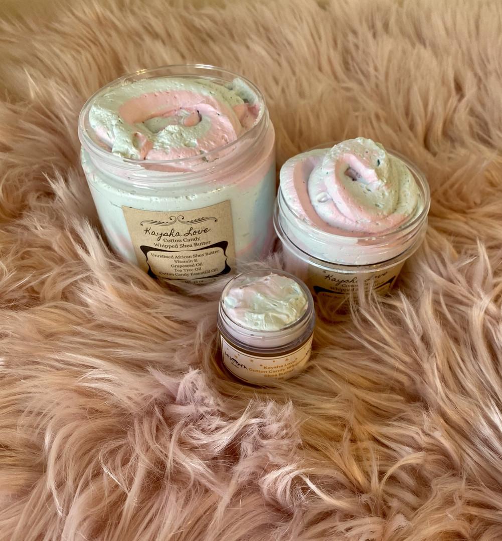 Cotton Candy Shea Butter