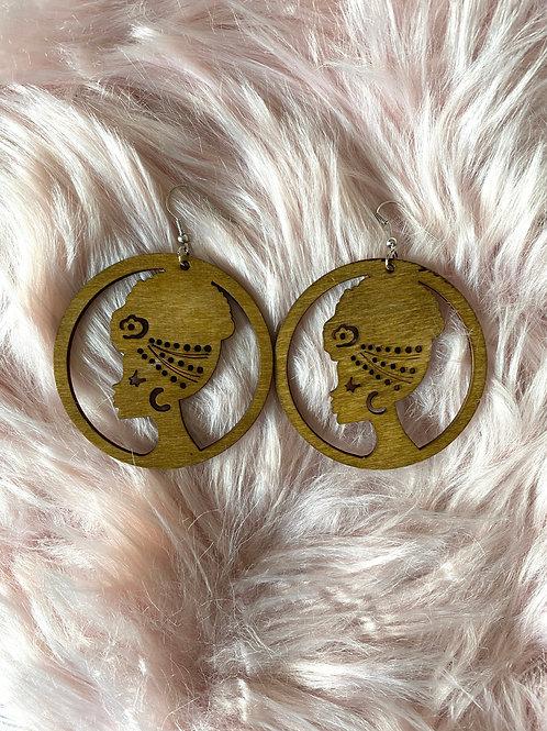 Melanated Earrings