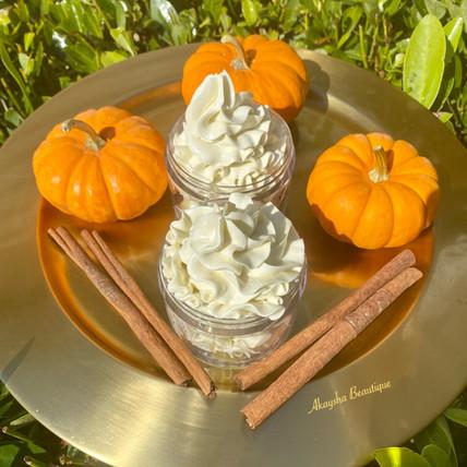 Pumpkin Spice Shea Butter