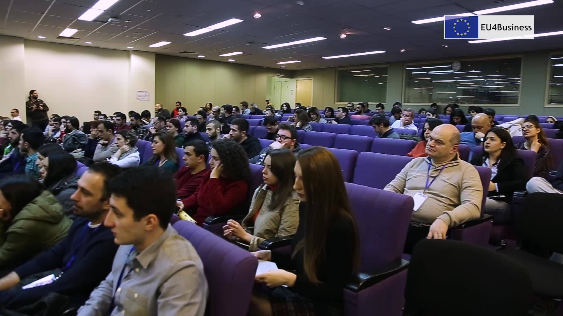 Armenia Startup Academy Fall 2018 Batch Demo Day