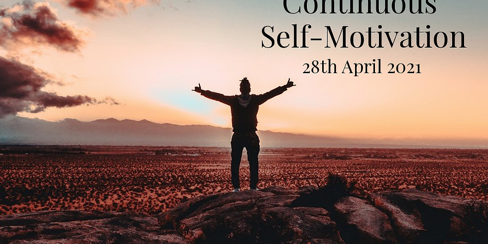 The Path To Continuous Self-Motivation