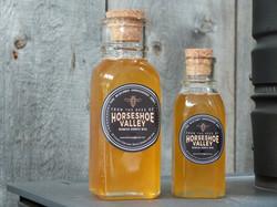 Honey in Muth Jars