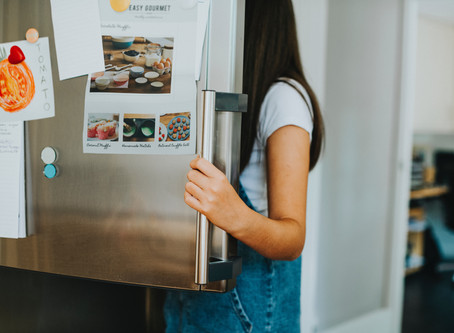 5 Reasons Why You Should Organise Your Fridge