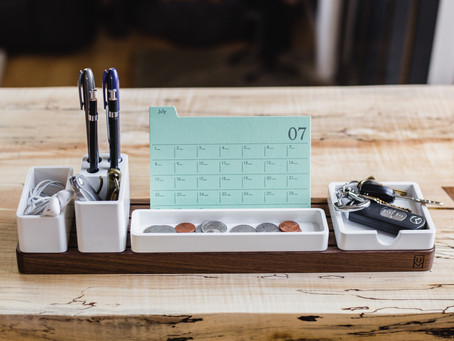 How to (Finally) Start Getting Organised