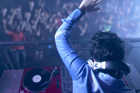 DJ evento