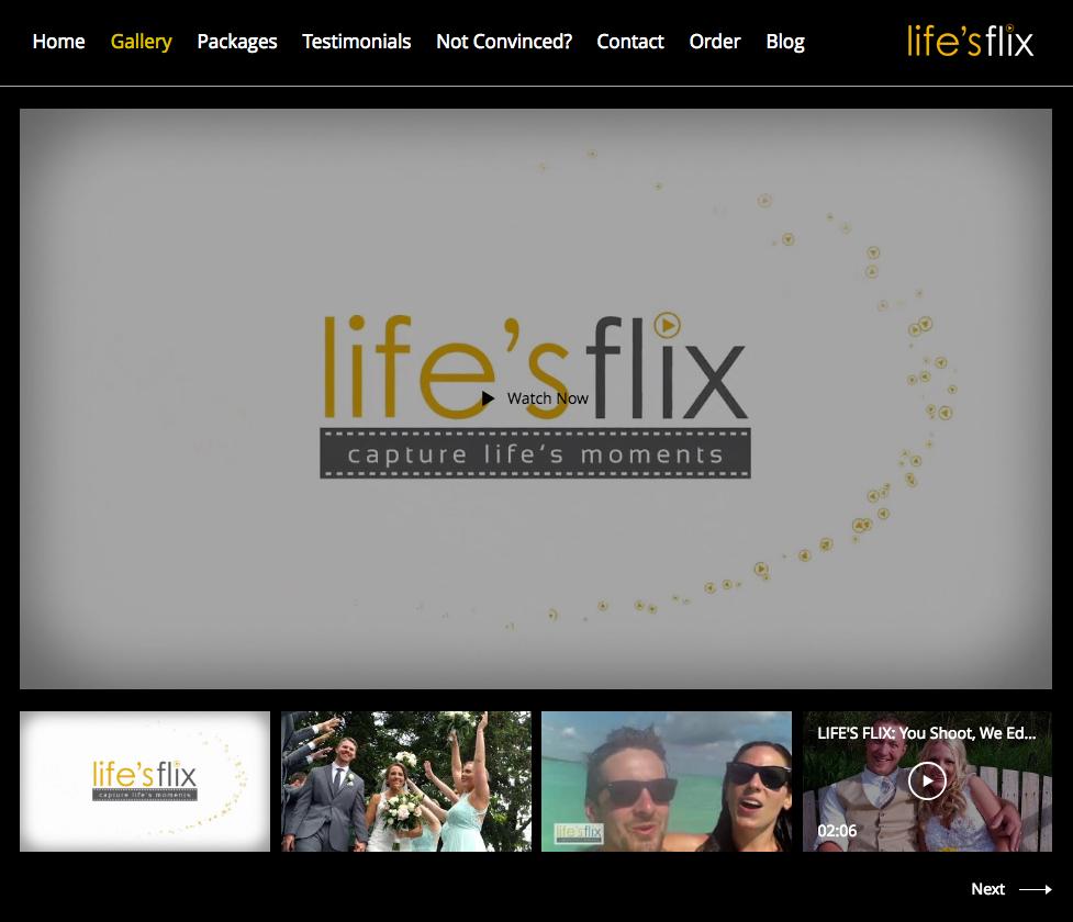 Wedding Video - Life's Flix